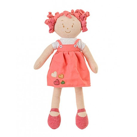 Baby Ono lalka LILY różowa