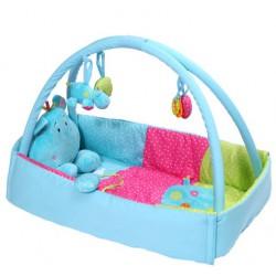Baby Ono Mata edukacyjna - kojec Hippo 3m+
