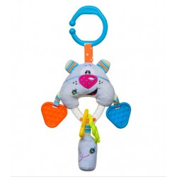 Baby Ono zabawka dzwoneczek Miś 0m+