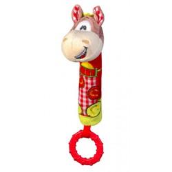 Baby Ono zabawka piszczek z gryzakiem 6m+