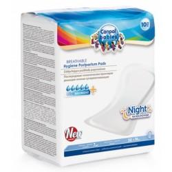 Canpol podkłady ginekologiczne Na Noc