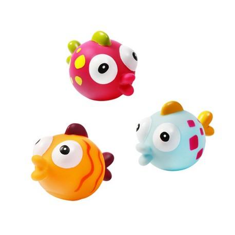 Baby Ono zabawki do kąpieli rybki 3m+