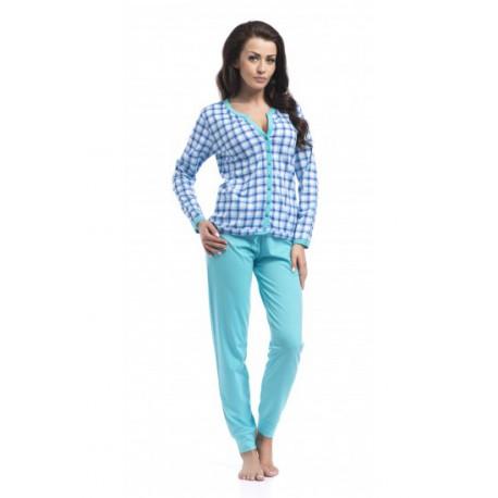 Nightwear piżama - mint