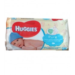 HUGGIES chusteczki Pure