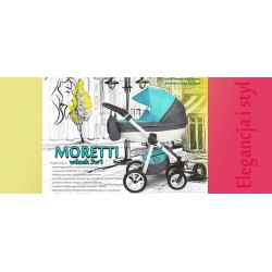 MORETTI Wózek 3w1