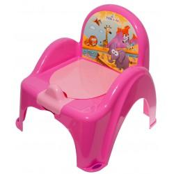 Tega Baby nocnik krzesełko Safari bez pozytywki