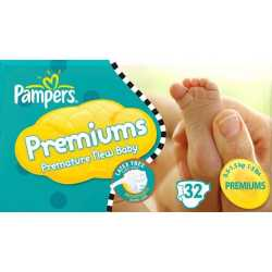 Pampers Premiums Premature do 1,5Kg