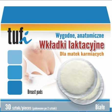 Tufi wkładki laktacyjne