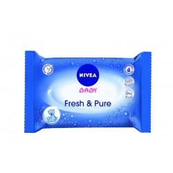 NIVEA chusteczki Fresh&Pure